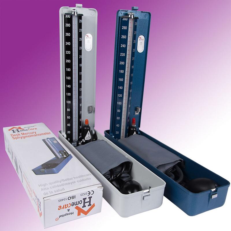 CE ISO Desk Standard Type Mercurial Sphygmomanometer (MA100)