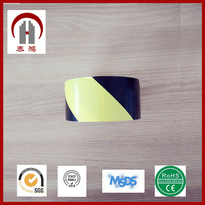 High Adhesion PVC Warning Tape for Protection & Hazardous Areas