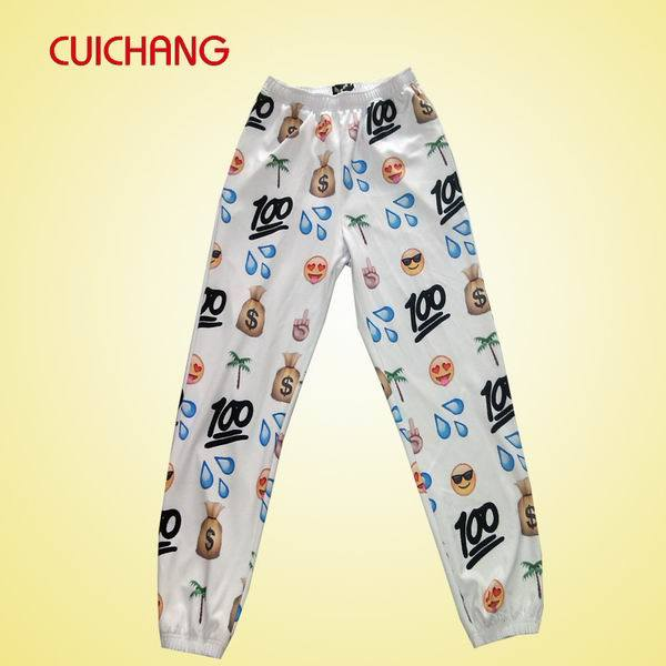 Professional Custom Sublimated High Quality Jogger Pants