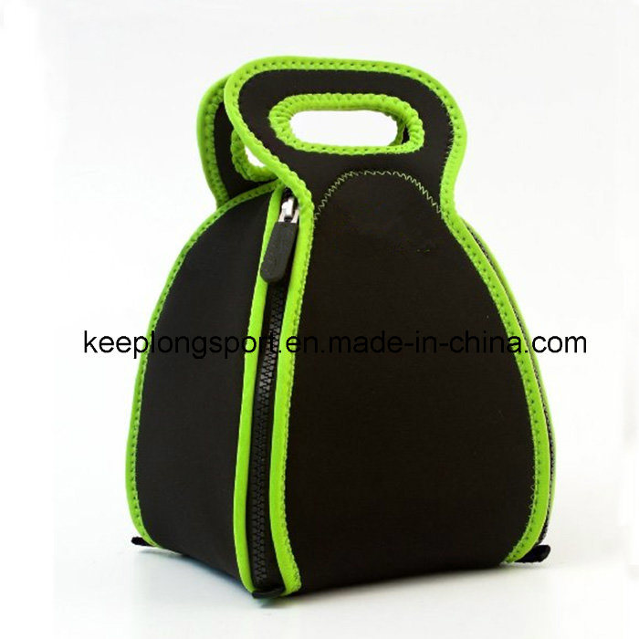 2016 New Design Fashionable Neoprene Folded Lunch Bag