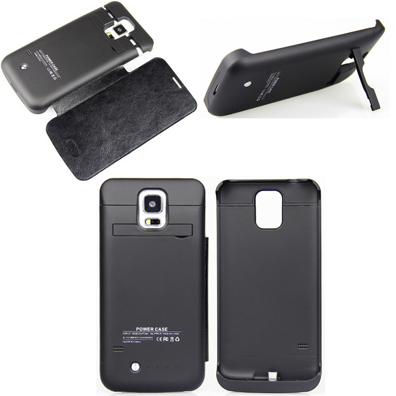 Battery Power Cases Power Bank for Samsung Galaxy S5