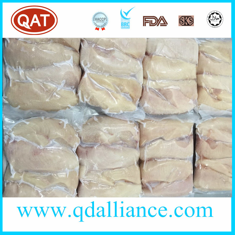 Frozen Halal Chicken Breast Fillet Hot Sales