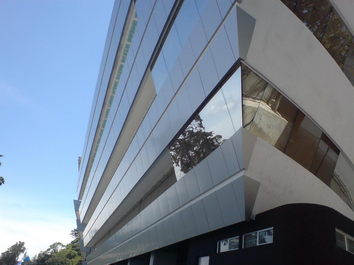 Aluminum Composite Wall Panels : China globond plus pvdf aluminium composite panel photos