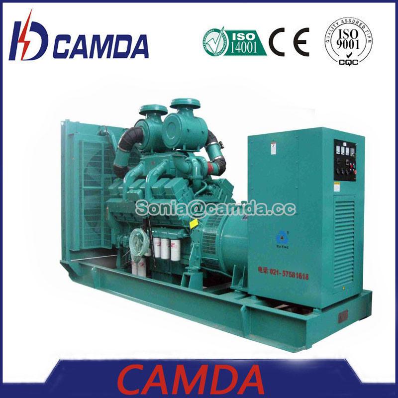 Camda Cummins Diesel Generator Set with CE & ISO Certificates