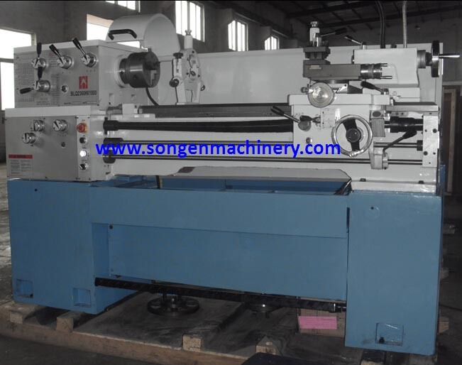 Precision Bench Lathe, Swing Over Bed 360mm