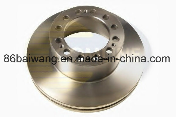 Bus Passenger Brake Disc for Man Truck Series