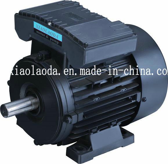 China pump motor single phase capacitor start and for Single phase capacitor start motor