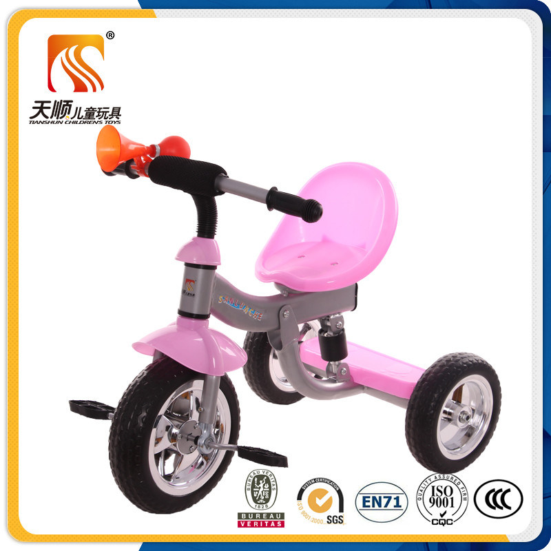 Ce Approved 3 Wheel Tricycle Bicycle and Tricycle Parts Wholesale