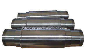 Max. Od 2m Support Roller Forged Shaft