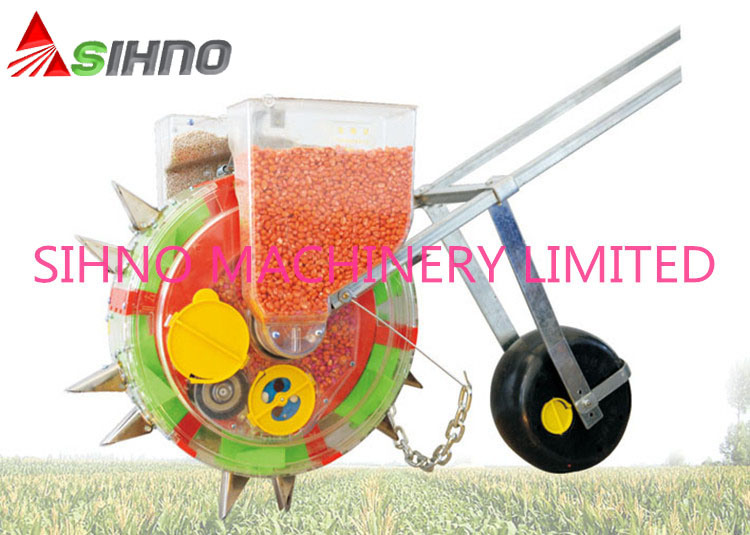 Agricultural Machinery Seeder and Fertilizer in One Machine Manual Seeder for Corn