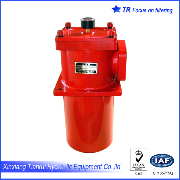 1.6MPa Low Pressure Hydraulic Line Oil Filter