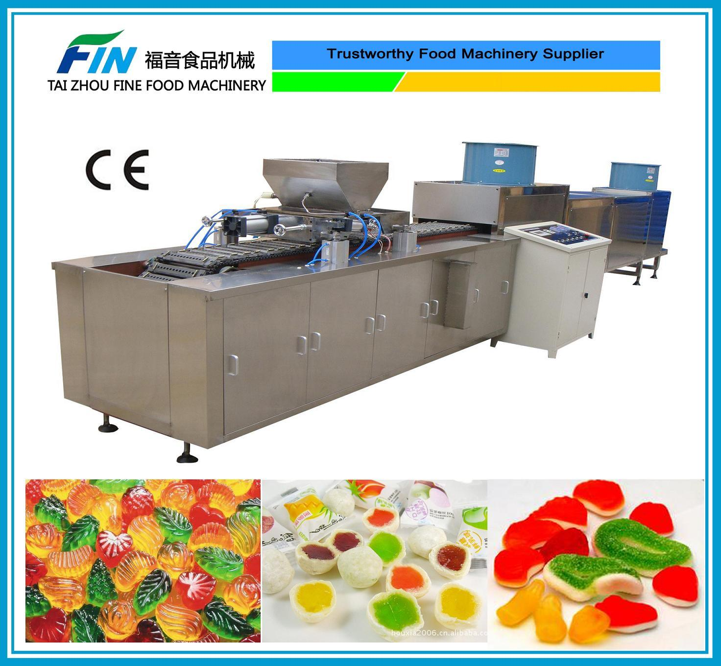 Automatic Candy Machine for Jelly Candy, Gummy Candy