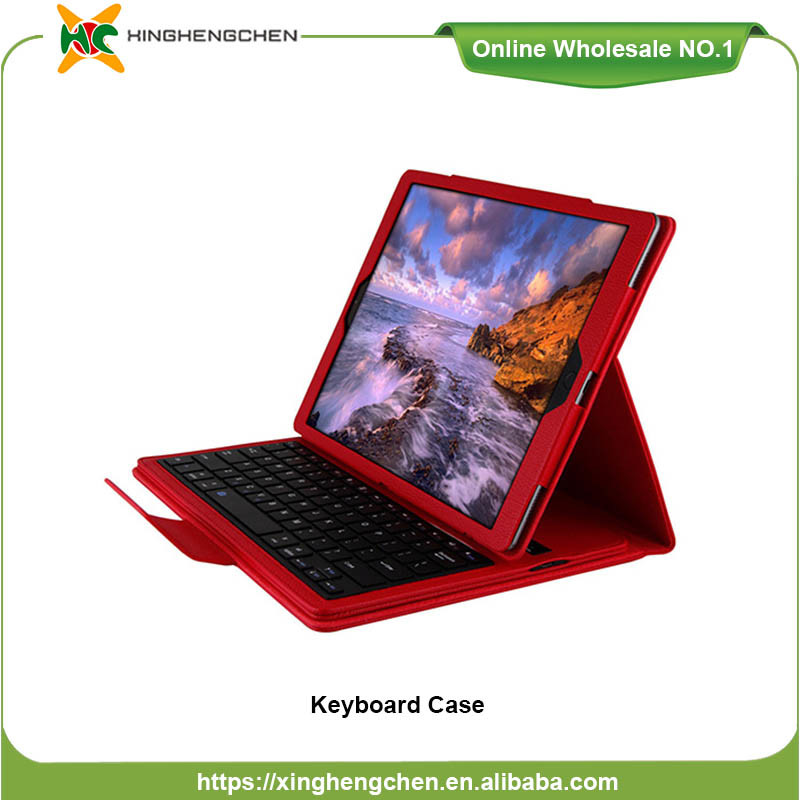 Universal Flip Cover Leather Tablet Case, Keyboard Case for Galaxy
