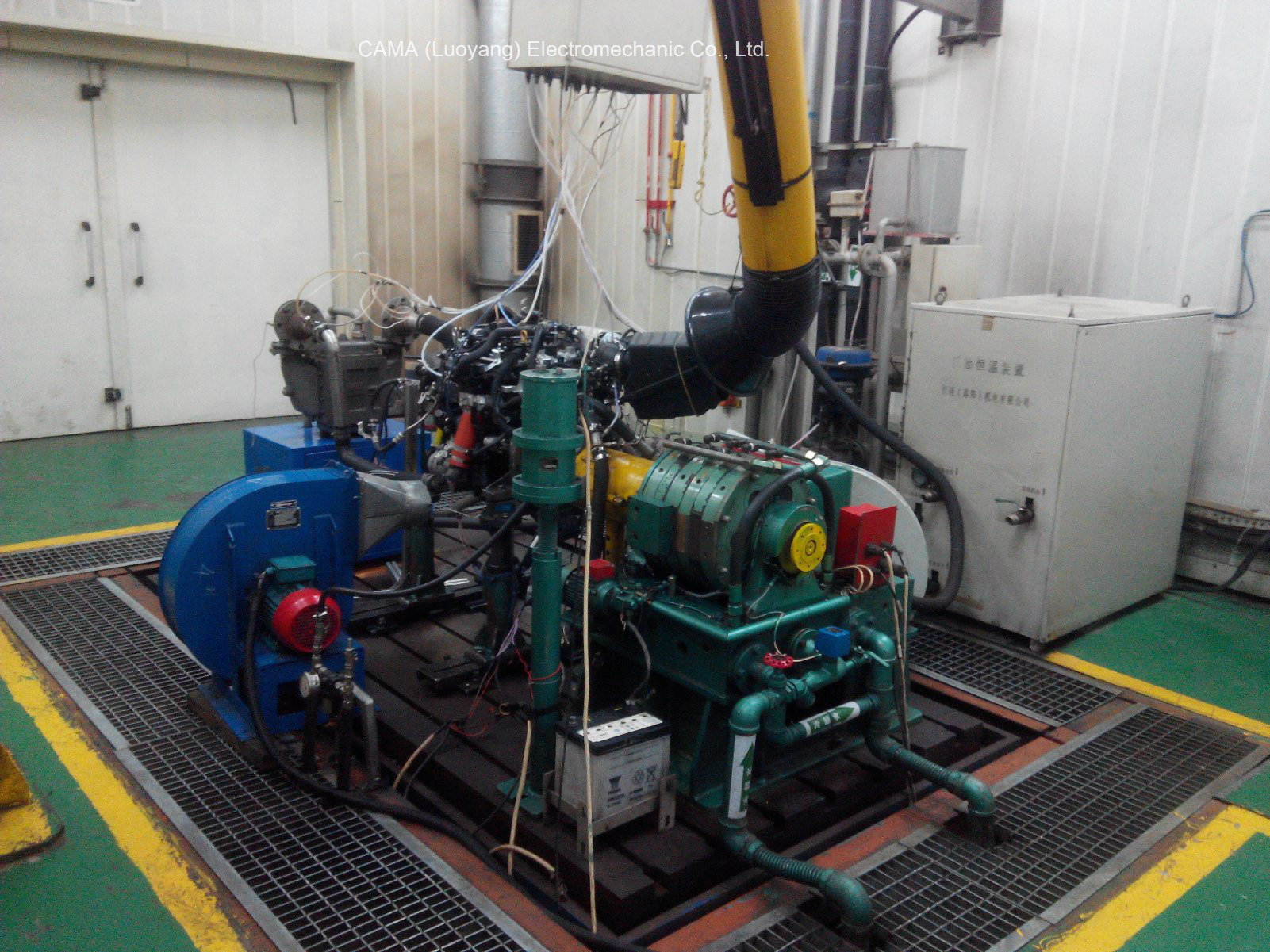 Engine Durability / Reliability Test Bench System