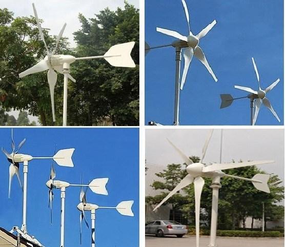 300W-50kw Wind Turbine Generator on Grid Power System