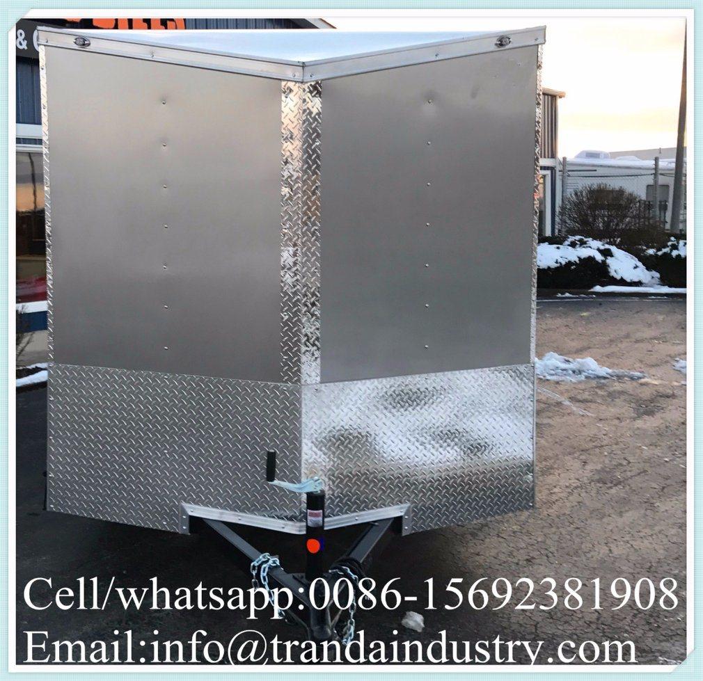 Outdoor Van Food Cart