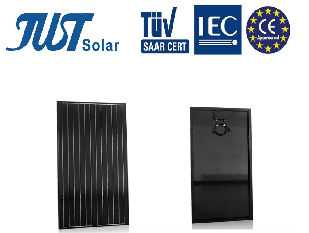 150W Solar Power Panel with 25 Years Warranty Time