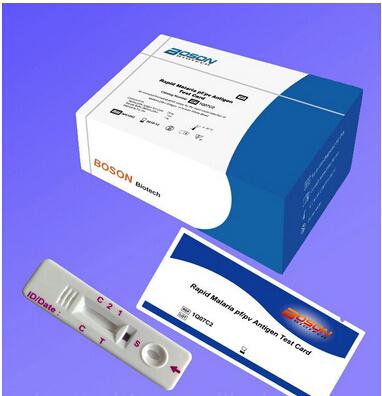 Malaria PF /PV Antigen Rapid Test Device