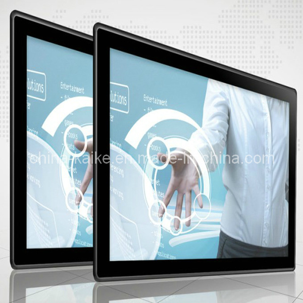4 Point Infrared Multi Touch Screen