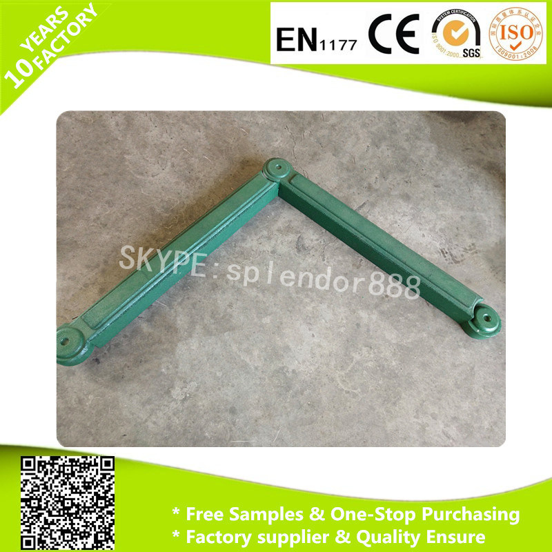 New Design Rubber Border for Outdoor Garden Children Playground Flooring Edge