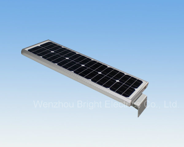 Outdoor LED Light Fixture ML-TYN-5 Series Integrated Solar Street Light