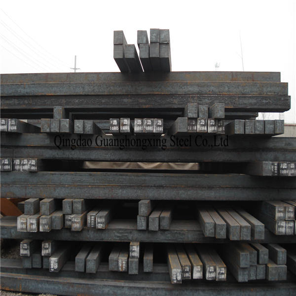 Q195, Q215, 3sp, 4sp Hot Rolled Steel Billets