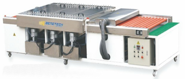 Glass Washing and Drying Machine Horizontal