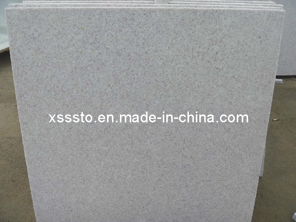 Pearl White Granite Tiles for Flooring/Wall Cladding