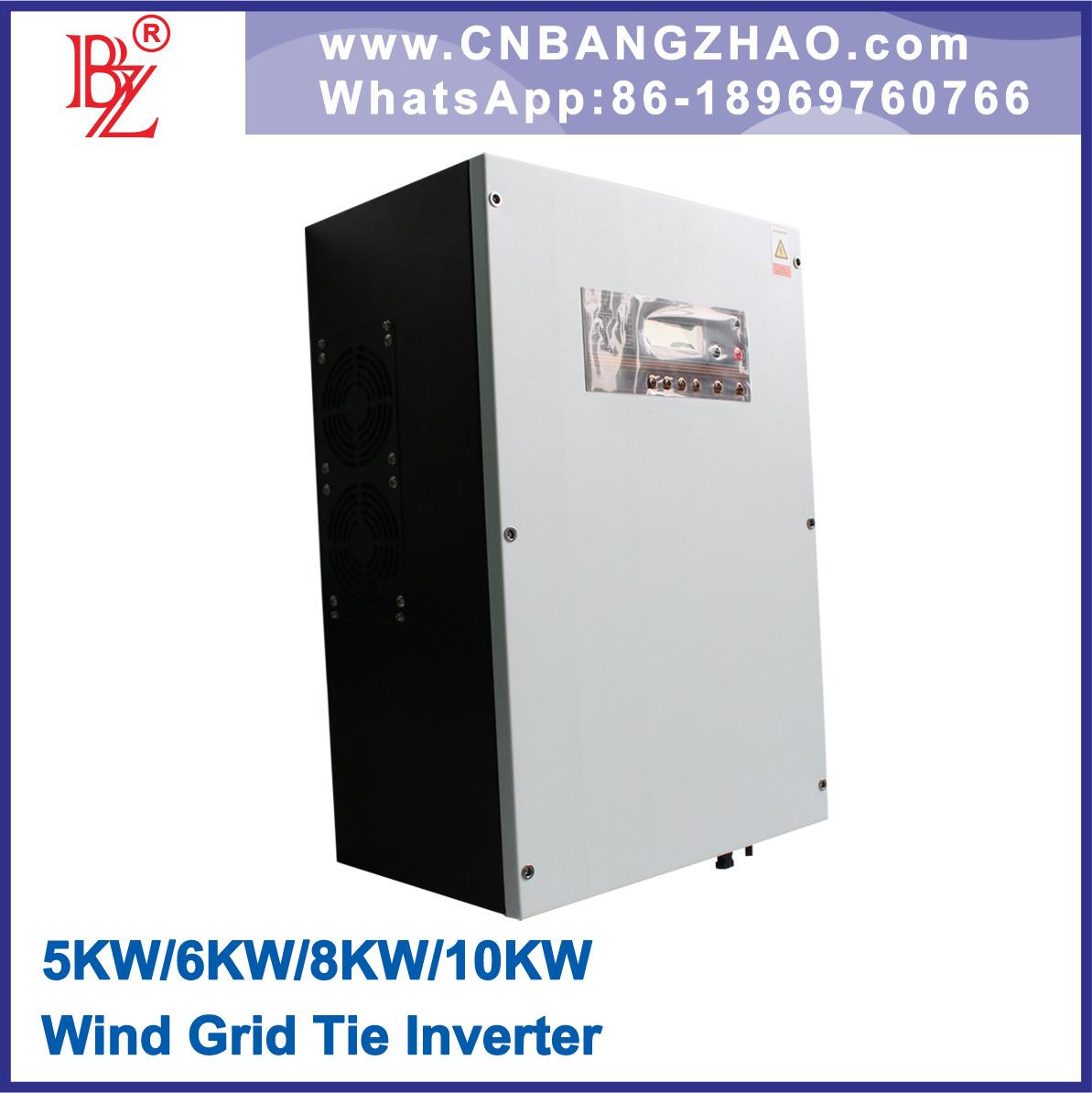 Transformerless PV Grid Tie Sine Wave Inverter