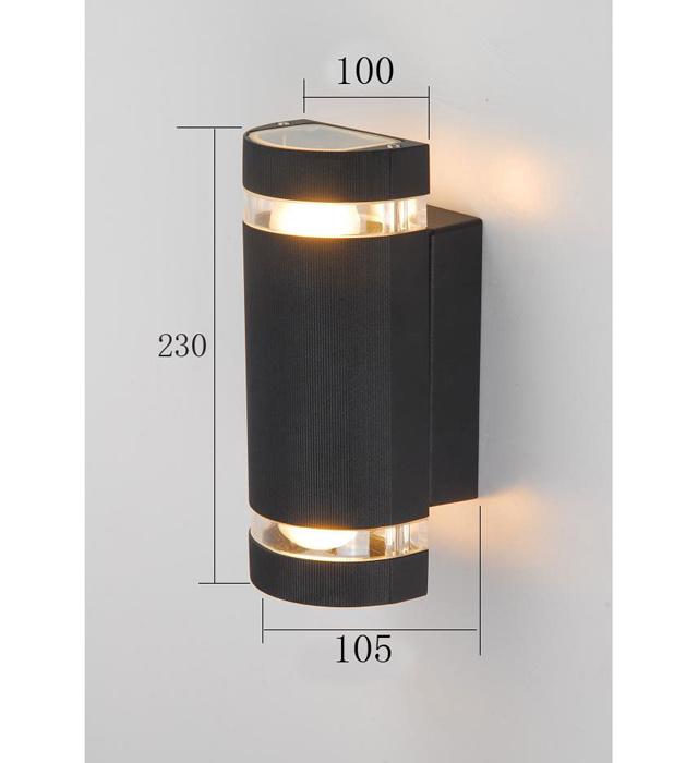High Quantity Outdoor Wall Garden Light (KM-G81/2)