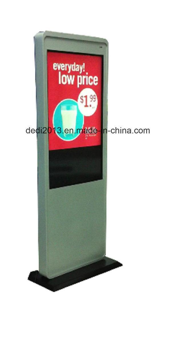 55inch Floor Standing LCD Outdoor Advertising Kiosk