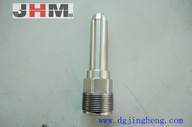 Toshiba Nozzle for Injection Molding Barrel