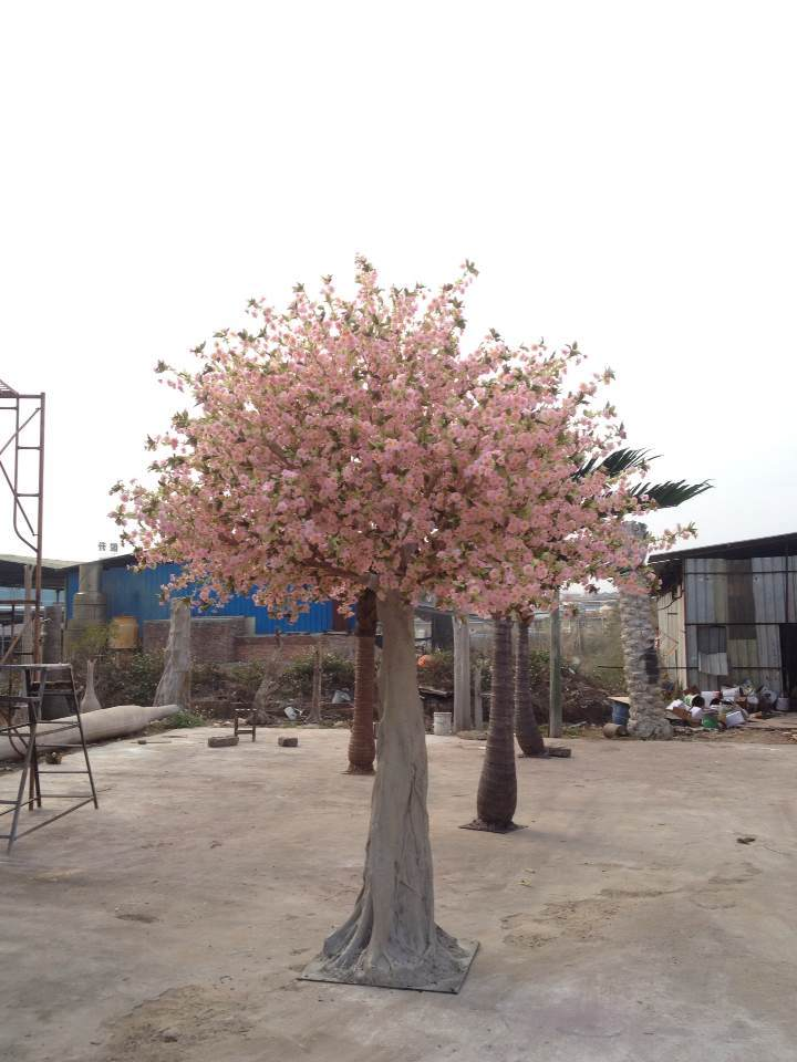 Artificial Plants and Flowers of Cherry Tree 3.3m