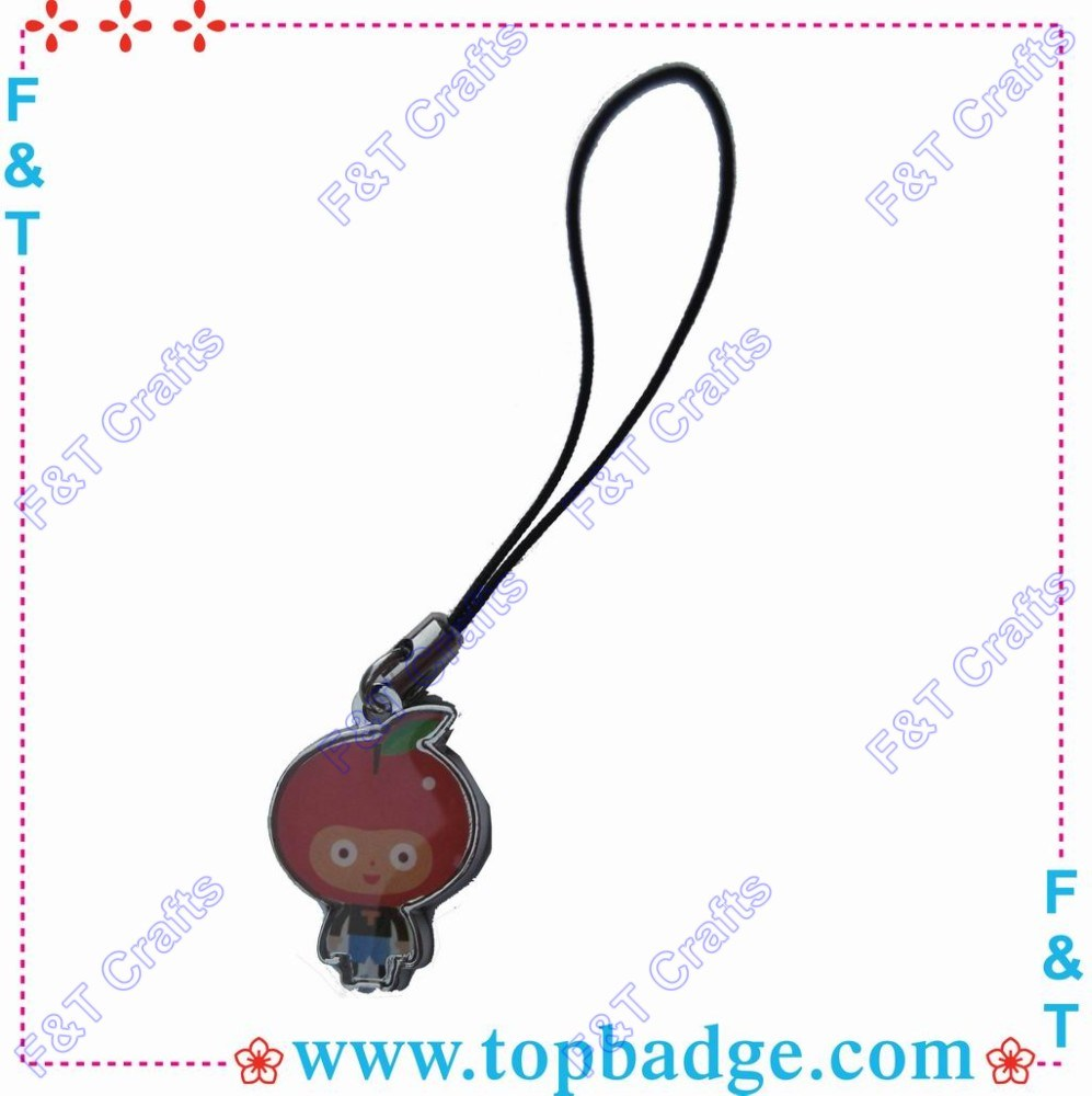 Mobile Phone Decorations, Mobile Phone Charms (FTMD001H)