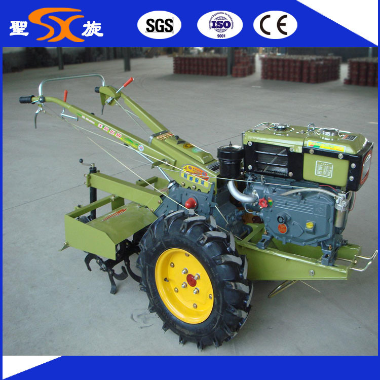 Factory Directly Supply Walking / Hand Mini Tractor for Farm