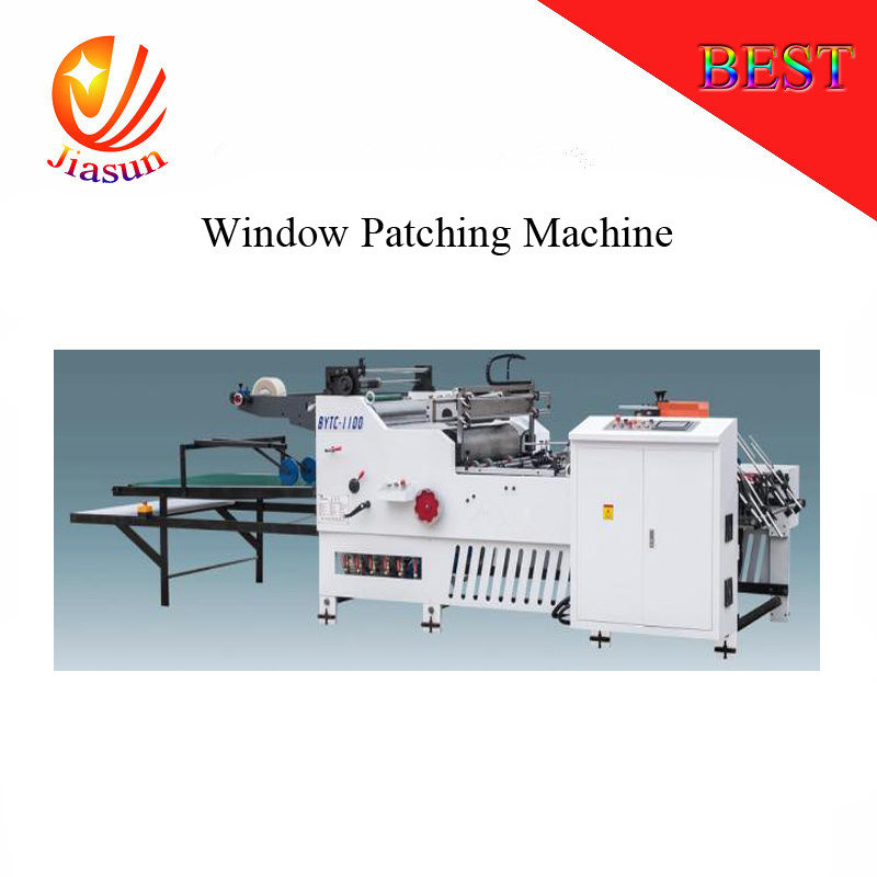 Automatic High-Speed Window Patching Machine BYTC-1100