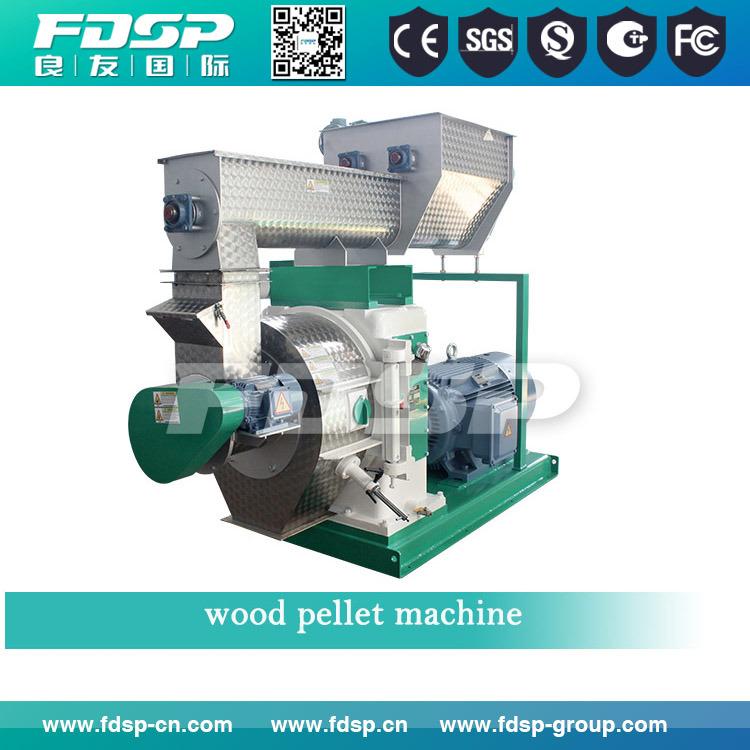 Factory Direct Sale Large Output Wood Granulator