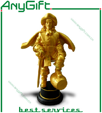 Polyresin Toy with Customized Size and Color 12
