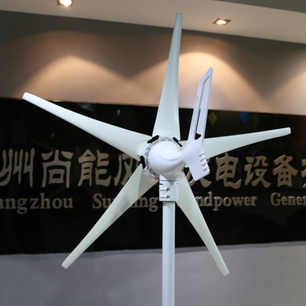 Small Wind Turbine Generator for Boat (MINI-5-400W -24V)