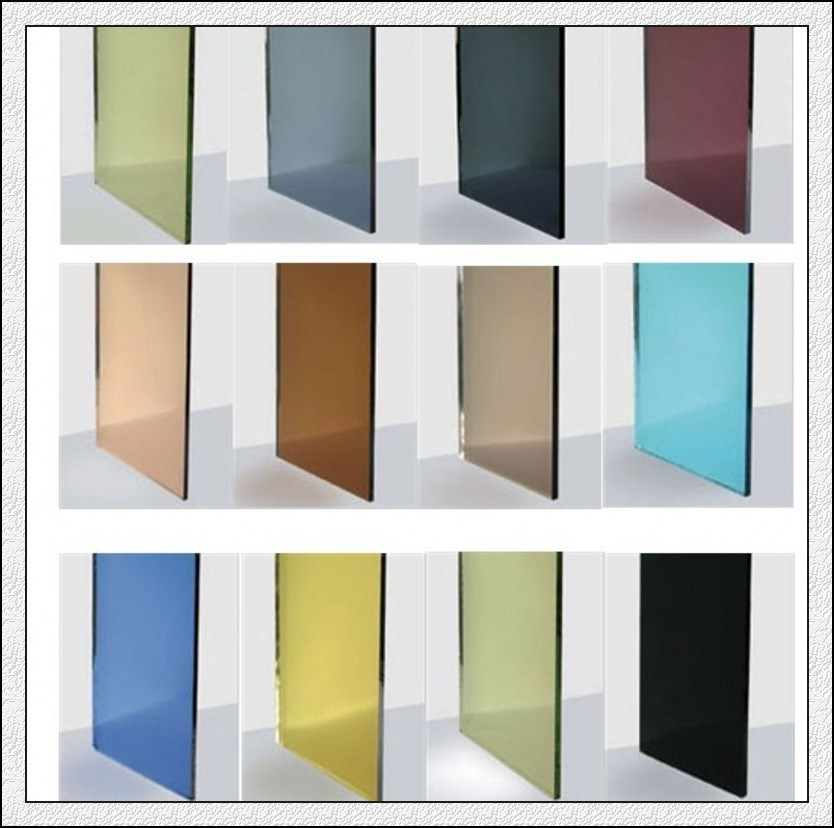 2-8mm Clear / Colored Silver Mirror for Dressing/Decoration/Bathroom