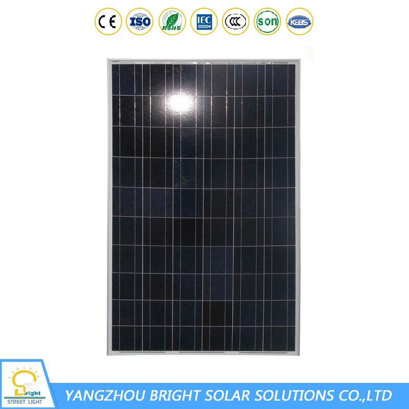 Pure White 80W-120W Solar Street Light with LED Light