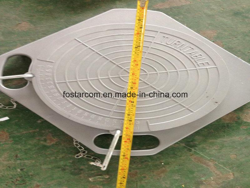 Four Wheel Positioning Corner Plate