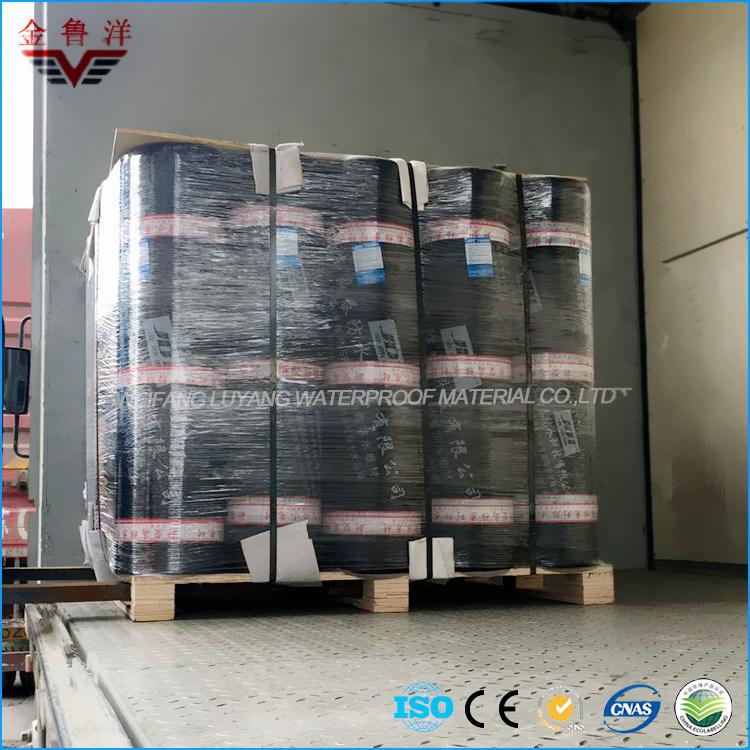 Sbs Modified Bitumen Waterproof Building Material, Modified Asphalt Waterproof Membrane