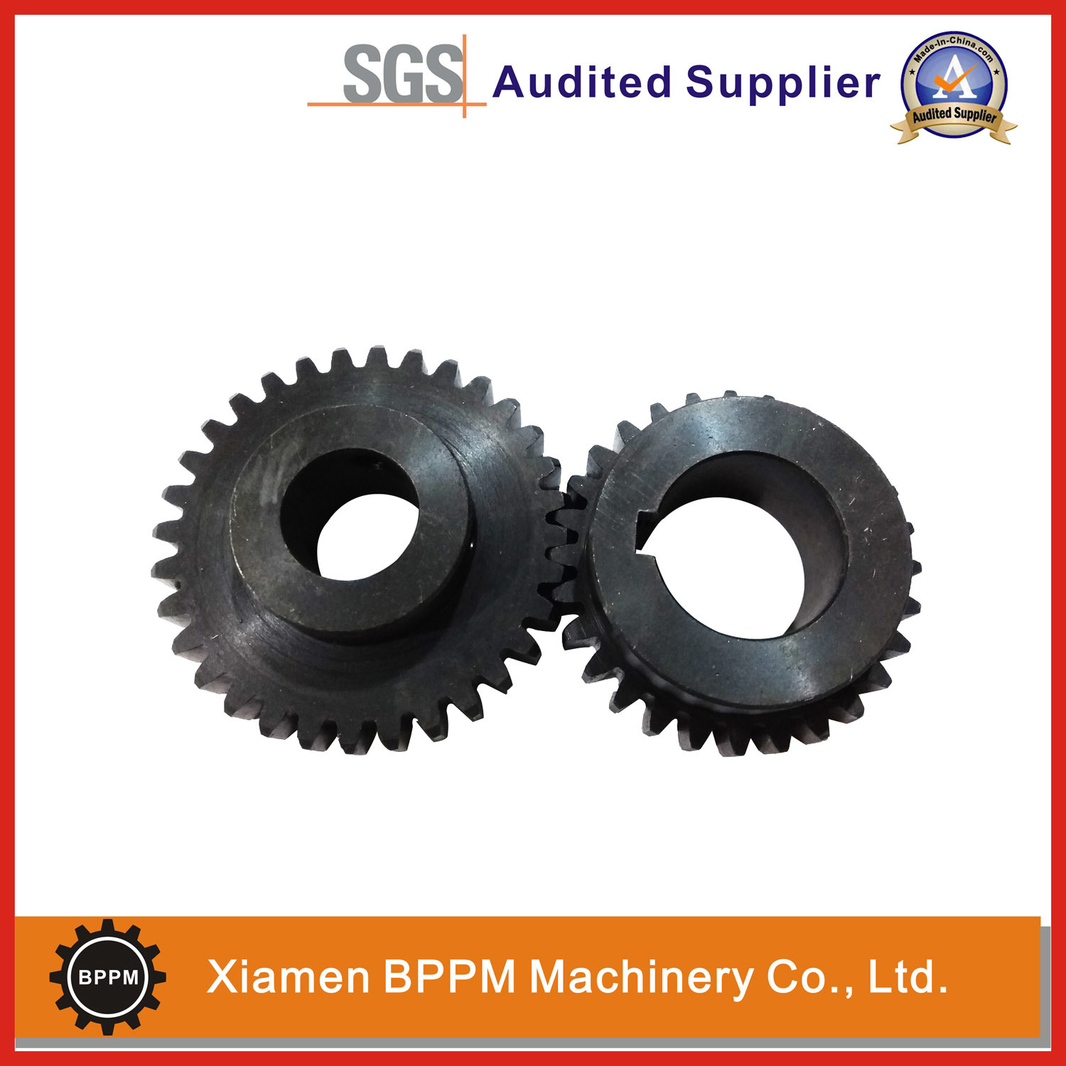 China Wholesale High Precision Quality Gears