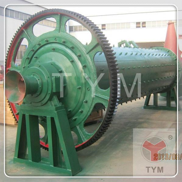 Cement Ball Mill Machine Chrome Ball Grinding Mill