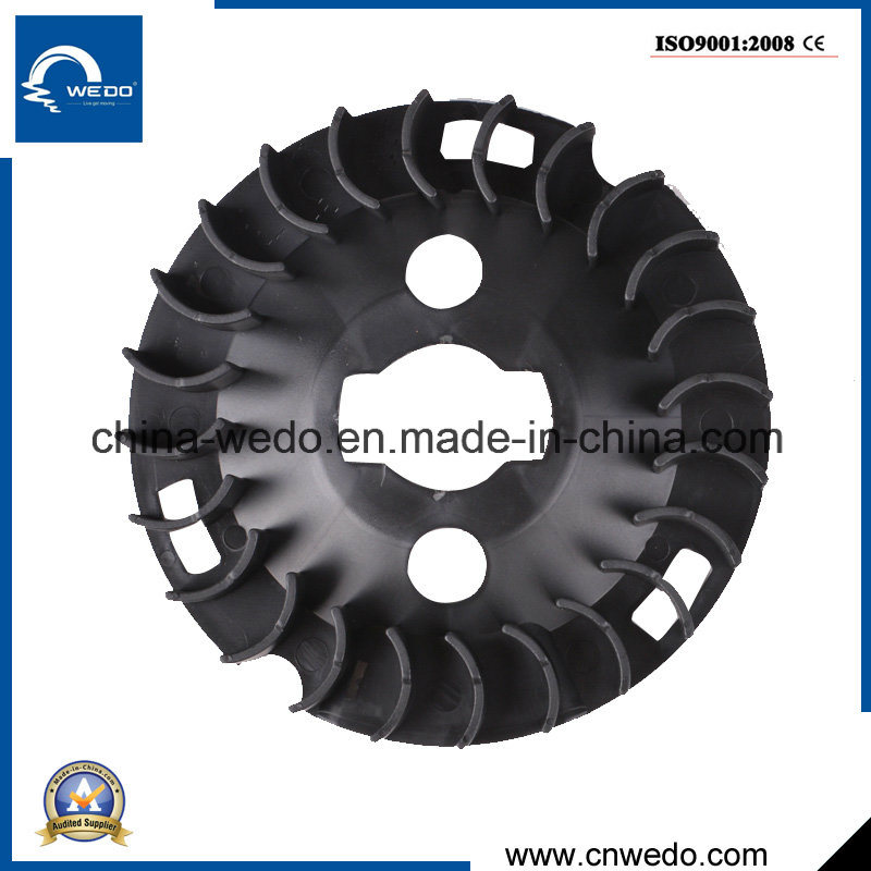 2.4HP 1kw Gasoling Engine Spare Parts Fly Wheels