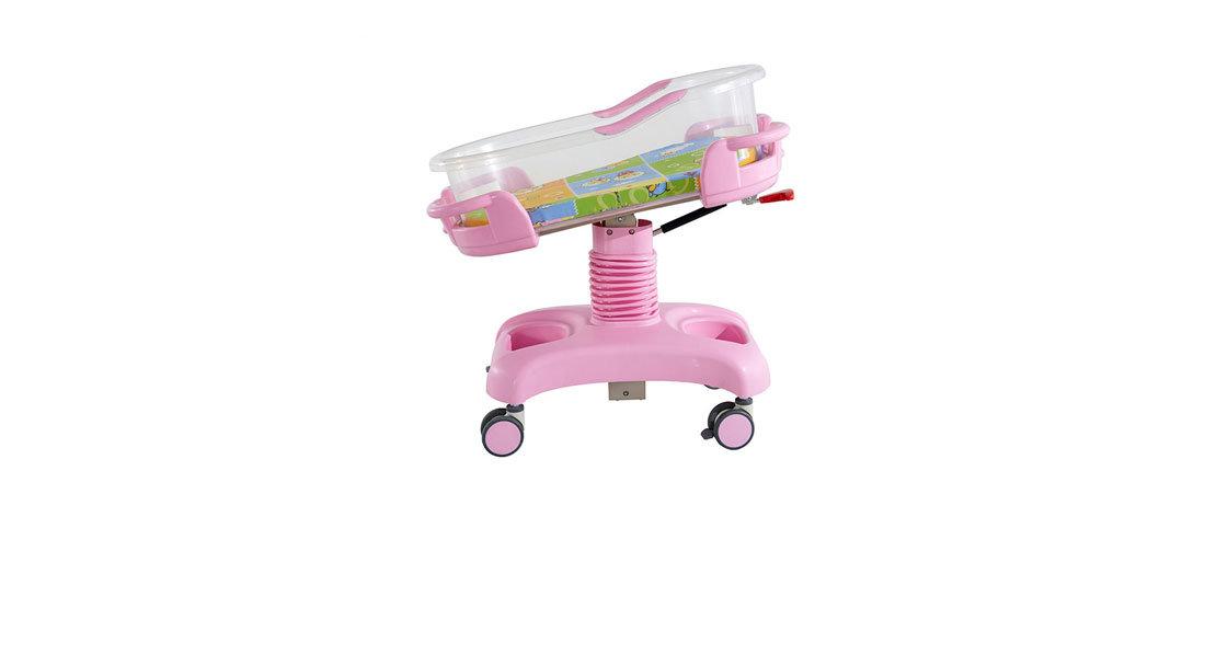 Neonate Newborn Baby Hospital Medical Cart Bed (SC-BC560)