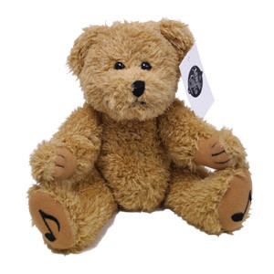 Custom Teddy Bear on Hi En 71 Custom Musical Teddy Bear Speaker Stuffed Toy   China Stuffed