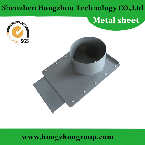 High Precision OEM Galvanized Customized Smoothly Sheet Metal Parts