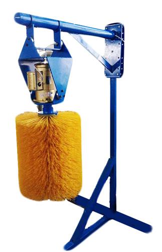 Powder Coated Cattle Automatic Body Brush
